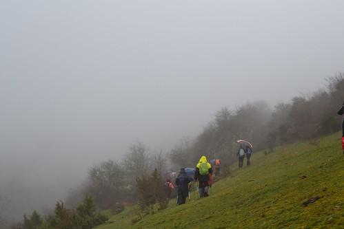 Senderismo por los Montes de Arrupia en Ojacastro y Valle de Iguareña en Valgañón Fotografía María Jesús (12)