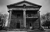 (Rodney Harvey) Tags: house abandoned architecture birmingham alabama eerie creepy spooky plantation infrared antebellum
