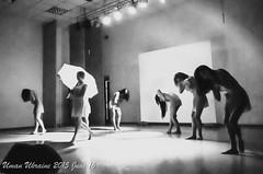 DSC_0241 (imramianna) Tags: show portrait people bw female dance university theatre performance ukraine uman visavis musicalperformance contemp