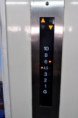 Go figure... (Roving I) Tags: signs vertical retail floors shopping thailand bangkok malls numbers controls arrows elevators lifts