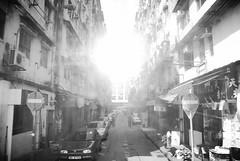 Hong Kong (Ami Kanno) Tags: bw blakandwhite hongkong