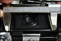 Ikonta 521-16 Film Plane Measurements (09) (Hans Kerensky) Tags: 120 6x6 film plane ikonta measurements 52116