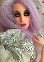 The new Romantic (Sybarite Tag) (Nina-chan) Tags: london dc doll tag convention salon exclusive sybarite superdoll superfrock dcdroyce