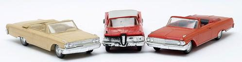 1950's, 1960's Dealer Promo Cars - $110.00 Each