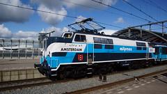 1215 2016.04.23 Amsterdam Centraal (3) (Rob NS) Tags: amsterdam centraal 1215 railpromo panaromarestaurant