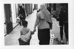 Raval (Anie Martnez Photo) Tags: barcelona school project blackwhite streetphoto raval seleccionar