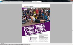 doug male magazine 1 (pushupman) Tags: world from records male london 120 sports its magazine this is am doug united kingdom it guinness ups jakarta push their feb issue section indonesian pruden 2015 i pushupman pushupguy