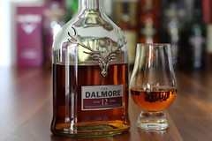 Dalmore and the Glencairn (bozkurtko) Tags: scotland whiskey single whisky scotch singlemalt malt dram viski dalmore whiskywednesday