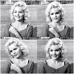 "Tuesday Weld in ""Sex Kittens Go to College"" (stalnakerjack) Tags: hollywood movies 1960s actresses tuesdayweld sexkittens exploitationfilms sexkittensgotocollege albertzugsmith"