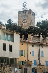 20160423 Provence, France 02583 (R H Kamen) Tags: france architecture belltower clocktower vaucluse perneslesfontaines pernes buildingexterior provencealpesctedazur rhkamen