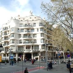 DSCN5437 (Beth M527) Tags: barcelona spain unesco artnouveau casamil lapedrera 2016 antonigaud worldheritagesites