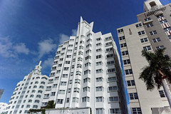 Budynki Art Deco w Miami Beach | Art Deco buildings in Miami Beach
