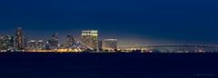 DSC05983 (mthomp00) Tags: skyline bay harbor cityscape waterfront sandiego nightsky harborisland sandiegobay