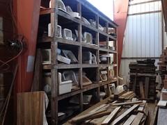 warehouse - sinks, toilets, lumber (dmatp) Tags: wood plumbing warehouse toilets sinks lumber lulingtx tinytexashouses