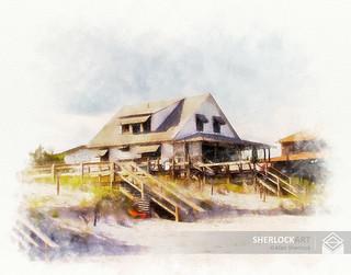 Beach House- Pawleys Island, 2005