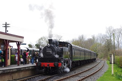 IMGP9876 (Steve Guess) Tags: usa train kent tank engine railway loco steam locomotive bodiam eastsussex tenterden 30065 060t