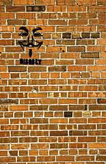 2016-04-09_14-27-34 (joannapoe) Tags: graffiti guyfawkes v wyoming sheridan wy