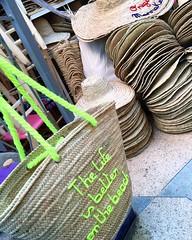 IMG_4822 (Original marrakech) Tags: shop bag maroc baskets marrakech plage paille atelier panier artisanat paniers conceptstore personnalisation capazo paniermarrakech panierplage paniermarocain