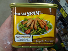 SPAM Oven Roasted Turkey (3) (Handsomejimfrommaryland) Tags: seattle tower turkey nude asian lite oven market spam low meat 25 blonde grocery foreign sodium outlet less roasted export hormel foriegn