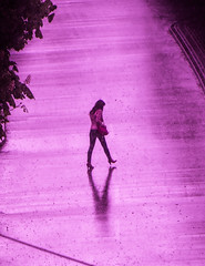 purple rain (Zlatko Vickovic) Tags: street city shadow people urban color rain purple serbia streetphotography prince lightandshadow novisad vojvodina srbija streetcolor zlatkovickovic zlatkovickovicphotography
