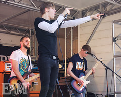 As it Is - Slamdunk North 2015 (EmilyMoorby) Tags: people blackandwhite musician music monochrome festival rock wonder photography gold is punk fireworks knuckle north leeds performance it pop footwear transit years puck performer such macbeth slamdunk