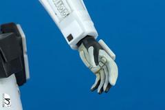 Stormtrooper wip (AndyRM101) Tags: starwars stormtrooper 112 bandai scalemodel firstorder theforceawakens