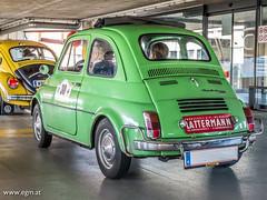 IMG_1827.jpg (egm) Tags: wien classic car vintage sterreich vintagecar oldtimer 500 rallye puch classicrallye