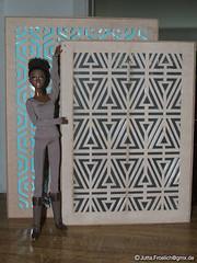 tray (alegras dolls) Tags: display barbie fashiondoll props diorama requisiten 16scale fotohintergrund