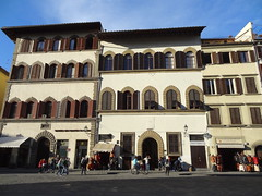 Buildings in Florence (chibeba) Tags: city urban italy florence spring europe april 2016 citybreak