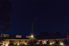 Stars above Schiermonnikoog (Phoenix-1977) Tags: lighthouse night star hotel quality dixon nancy quest healthcare schiermonnikoog duinzicht