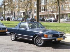 Mercedes-Benz 280 SL 1978 (a.k.a. Ardy) Tags: sportscar softtop gj743x