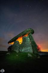 IMG_4463 Trethevy Quoit (Big-Oki Photography) Tags: light sunset stone night stars landscape photography gold big cornwall views vista moor oki moorland bodmin bigoki