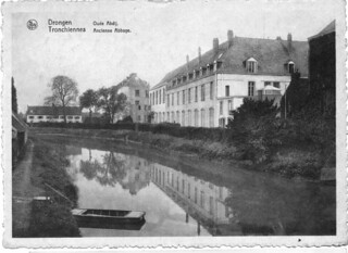 20. La antigua abadía de Tronchiennes