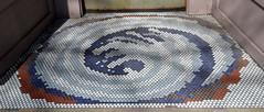 MosaicDoorstep (T's PL) Tags: virginia nikon mosaic va richmondva doorstep d7000 tamron18270 nikond7000 tamron18270f3563diiivcpzd