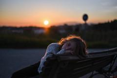 Ainhoa (aDpPhotography_) Tags: sunset portrait sun girl de landscape la nikon child selva catalonia d750 cassa iamnikon adpphotography