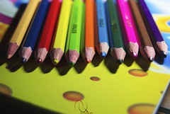 - PENCIL COLOUR - (polank_star) Tags: colour colourfull pencilcolour pensilwarna