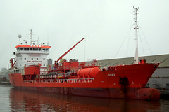 NORA (Goolio60) Tags: port dock ship oil tanker chemical goole