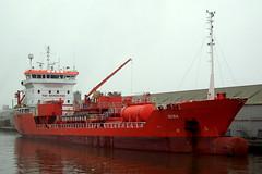 NORA (Goolio60) Tags: port dock ship oil tanker chemical goole