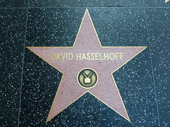 2011-08-09_17-16-14 (Colonel Matrix) Tags: california usa losangeles hollywood davidhasselhoff hollywoodwalkoffame