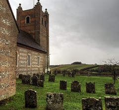 St. Mary's, Old Alresford, Hampshire (neilalderney123) Tags: graveyard landscape olympus hampshire sacred churchyard winchester omd curch alresford 2016neilhoward
