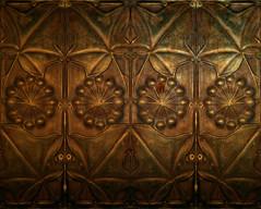 20160121_081733 R (C&C52) Tags: sculpture closeup mtal basrelief cuivre artnumrique surimpressions