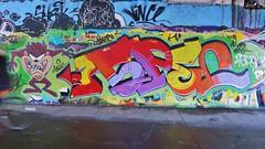 / Keizerviaduct - 16 jan 2016 (Ferdinand 'Ferre' Feys) Tags: streetart graffiti belgium belgique belgië urbanart graff ghent gent gand graffitiart arteurbano artdelarue urbanarte