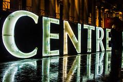 Centre (yellow-cake) Tags: london night canon point photography lights centre trafalgar lumiere luminaire ef24105mm14usm