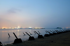(Pei-Ting Yeh) Tags: night war view xiamen defense kinmen bustling lieyu