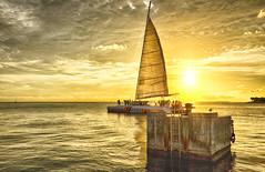 Key West Ship (Kansas Poetry (Patrick)) Tags: sunset boat ship florida keywest patrickemerson patricknancydoflorida