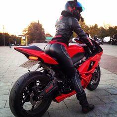 Motorcycle Women - t