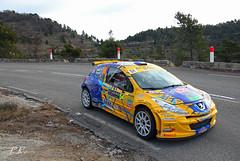 IMG_9121 (PaolinoWRC) Tags: rally montecarlo peugeot s2000 207 pirelli balbosca