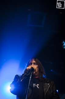 February 12, 2015 // Monster Magnet at Trix Antwerp // Shot By Lisse Wets