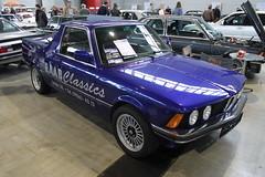 BMW 320 pickup (1978) (Mc Steff) Tags: up pickup bmw 1978 pick 320 retroclassicsmessestuttgart2015