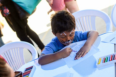 Pinta Caras y Dibujo Nva Aurora (Via Ciudad del Deporte) Tags: en familia y aurora verano caras dibujo pinta nva entretenido complejo